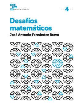 CUADERNOS DESAFIOS MATEMATICOS 4