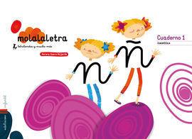 MOLALALETRA - NIVEL 3 - 5 AÑOS (CUADRICULA)
