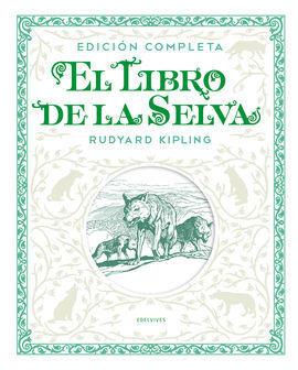 LIBRO DE LA SELVA EDICION COMPLETA,EL