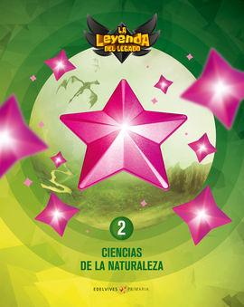 PROYECTO: LA LEYENDA DEL LEGADO. CIENCIAS DE LA NATURALEZA 2