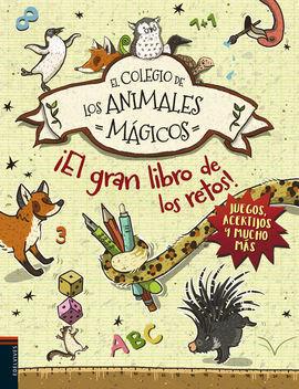 GRAN LIBRO DE LOS RETOS JUEGOS ACERTIJOS Y MUCHO MAS,EL