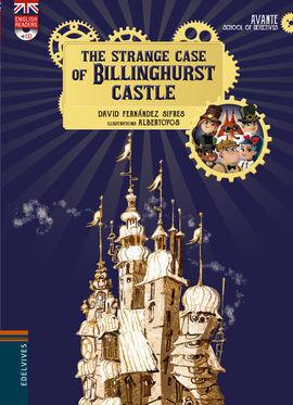 STRANGE CASE OF BILLINGHURST CASTLE CON CD,THE