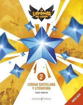 PROYECTO: LA LEYENDA DEL LEGADO. LENGUA CASTELLANA Y LITERATURA 2: ANDALUCÍA. TR