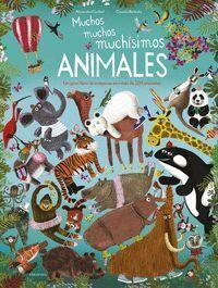 MUCHOS, MUCHOS, MUCHSIMOS ANIMALES