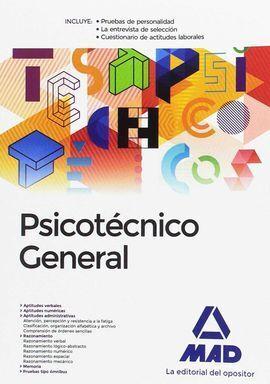 PSICOTÉCNICO GENERAL.
