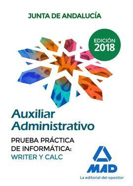 AUXILIAR ADMINISTRATIVO JUNTA DE ANDALUCIA INFORMATICA