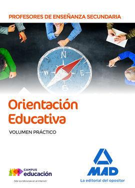 ORIENTACION EDUCATIVA VOLUMEN PRACTICO SECUNDARIA