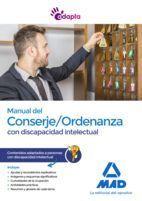 MANUAL DEL CONSERJE/ORDENANZA CON DISCAPACIDAD INTELECTUAL. CONTENIDOS ADAPTADOS