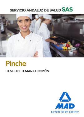 PINCHE DEL SERVICIO ANDALUZ DE SALUD. TEST DEL TEMARIO COMÚN