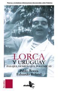 FEDERICO GARCÍA LORCA Y URUGUAY