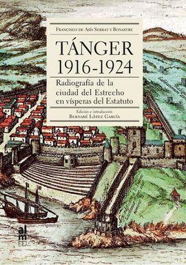 TANGER 1916-1924