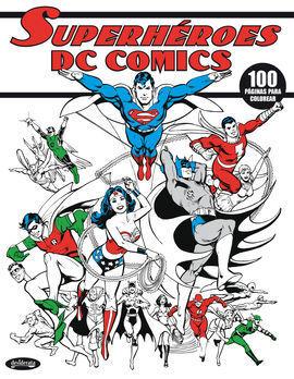 SUPERHEROES DC COMICS