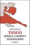 TANGO MUSICA CUERPO Y SENSUALIDAD