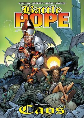 BATTLE POPE 02: CAOS