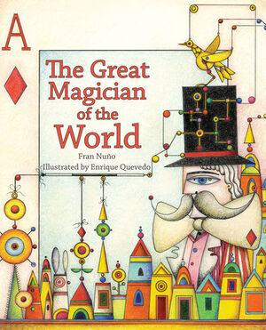 GREAT MAGICIAN OF THE WORLD
