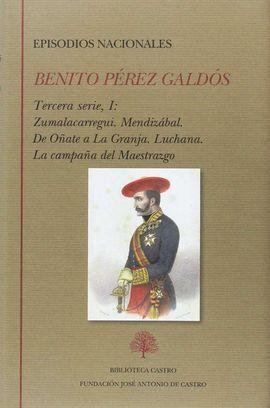 EPISODIOS NACIONALES. TERCERA SERIE. TOMO I