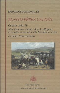 EPISODIOS NACIONALES. CUARTA SERIE. TOMO II