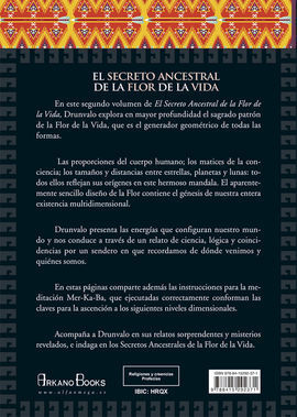 EL SECRETO ANCESTRAL DE LA FLOR DE LA VIDA. VOLUMEN 2