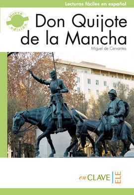 DON QUIJOTE DE LE MANCHA