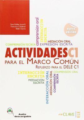 ACTIVIDADES PARA EL MARCO COMÚN EUROPEO C1 + AUDIO (NUEVA EDICIÓN)
