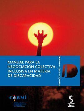 MANUAL PARA LA NEGOCIACIÓN COLECTIVA INCLUSIVA EN
