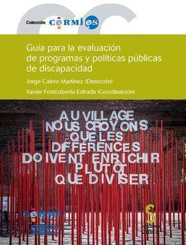 GUIA PARA LA EVALUACION DE PROGRAMAS Y POLITICAS PUBLICAS DE EMPLEO