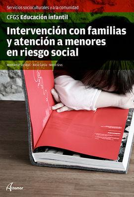INTERVENCION CON FAMILIAS Y ATENCION A MENORES EN RIESGO SOCIAL