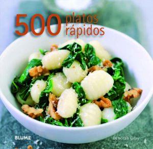 500 PLATOS RAPIDOS