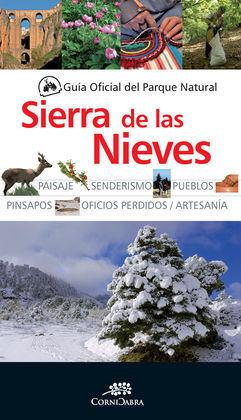 GUÍA OF. PARQUE NATURAL SIERRA DE LAS NIEVES