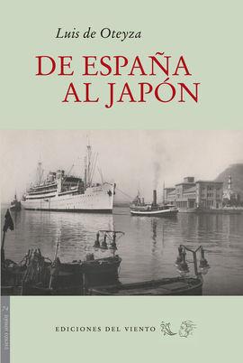 DE ESPAÑA AL JAPÓN
