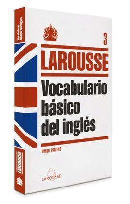VOCABULARIO BÁSICO DEL INGLÉS