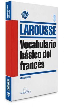 VOCABULARIO BÁSICO DEL FRANCÉS