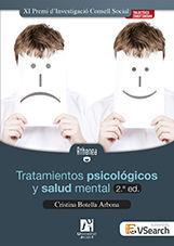 TRATAMIENTOS PSICOLOGICOS Y SALUD MENTAL