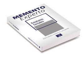 MEMENTO EXPERTO ESTATUTOS SOCIALES (PRE-VENTA-PREVISTA PUBLICACION 15 MARZO)