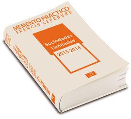 MEMENTO SOCIEDADES LIMITADAS 2013-2014