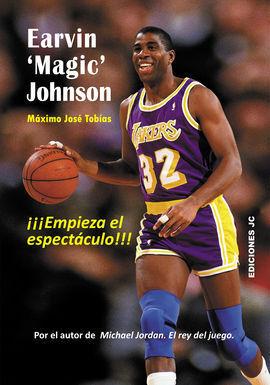 EARVIN 'MAGIC' JOHNSON. EMPIEZA EL ESPECTACULO