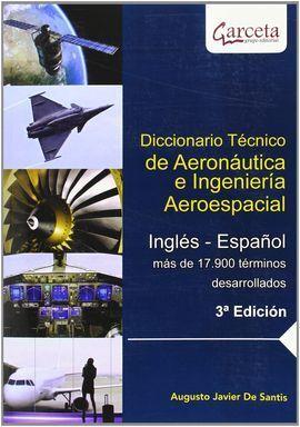 DICC.TECNICO DE AERONAUTICA INGENIERIA AEROESPACIAL ING.ESP