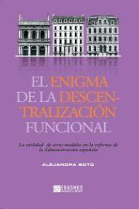 EL ENIGMA DE LA DESCENTRALIZACIÓN FUNCIONAL