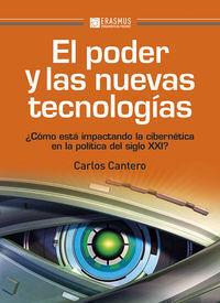 EL PODER Y LAS NUEVAS TECNOLOGÍAS