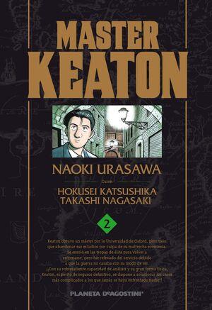 MASTER KEATON Nº02