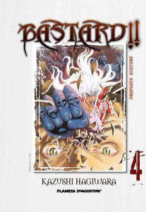 BASTARD! COMPLETE EDITION Nº4