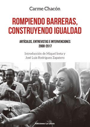 ROMPIENDO BARRERAS, CONSTRUYENDO IGUALDAD