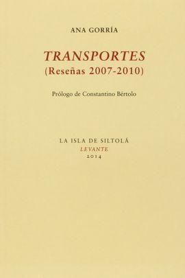 TRANSPORTES (RESEÑAS 2007-2010)