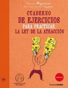 CUADERNO DE EJERCICIOS PRACTICAR LEY ATRACCION