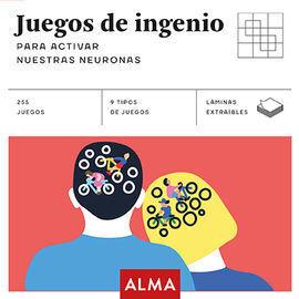 JUEGOS DE INGENIO PARA ACTIVAR NUESTRAS NEURONAS (CUADRADOS DE DI