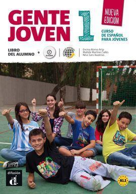GENTE JOVEN 1 LIBRO DEL ALUMNO+CD NE