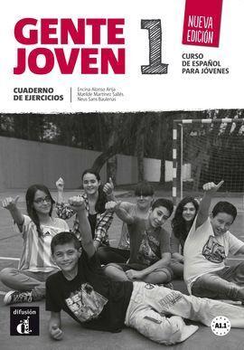 GENTE JOVEN 1 CUADERNO DE EJERCICIOS+CD NE