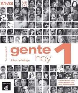 GENTE HOY 1. LIBRO DE TRABAJO