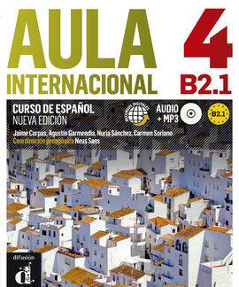 AULA INTERNACIONAL 4 LIBRO DEL ALUMNO+CD NE