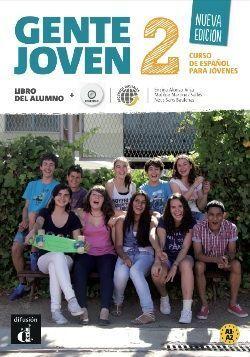 GENTE JOVEN 2 LIBRO DEL ALUMNO+CD NE